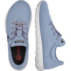 Giesswein Merino Wool Runners Mujer, sky blue